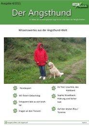 Wissenswertes aus der Angsthund-Welt - Sanften Hundeschule ...