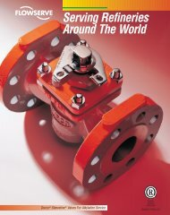 Durco G4Z-HF valves - Flowserve Corporation