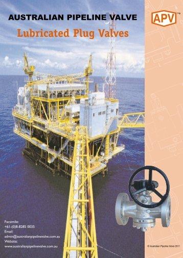 Lubricated Plug Valves - Global Supply Line