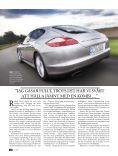 PROVKÖRNING PORSCHE PANAMERA DIESEL - Auto Motor & Sport - Page 3