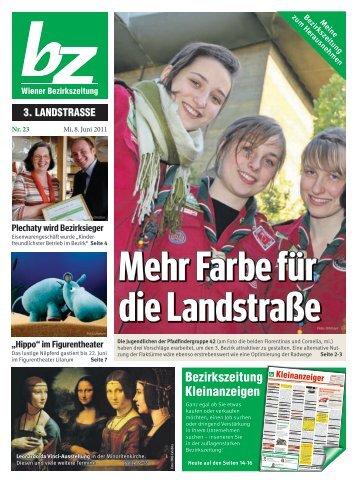 """Farbe für die Landstraße """"Hippo"""" im Figurentheater"""