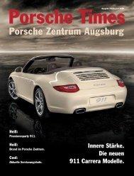 Porsche Zentrum Augsburg - Porsche Zentrum Hamburg
