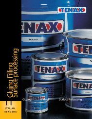 Lustro Italiano is offered exclusively to the trade through TENAX USA.