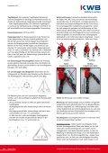 Originalbetriebsanleitung für Super Alloy (G8) Anschlagketten - KWB - Page 2