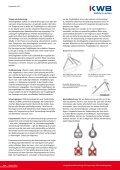 Originalbetriebsanleitung für Super Alloy (G8) Anschlagketten - KWB - Page 4