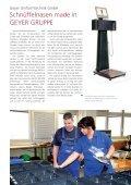 Auf höchstem Niveau produziert - Geyer Gruppe - Seite 7