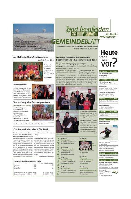 Bekanntschaften in Bad Leonfelden - Partnersuche