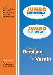 Gemeinsam zum Erfolg! - JUMBO Preisagent