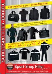 Schiedsrichter-Bundle - Sport Shop Hiller