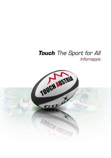 Touch ist… - Touch Rugby Football Teams in Austria Vienna Wien ...