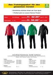 Trainingsanzug erima.indd - Taurus Sports