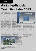 ISSUE 13 — OCTOBER 2012 - RailWorks Magazine - Page 5