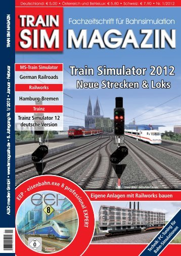 Train Simulator 2012 - Train Sim Magazin