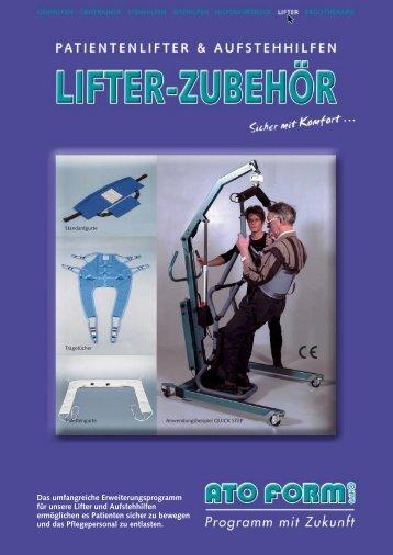 Lifter-Zubehör