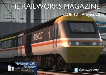 Train Simulator 2013: coming 20th September! - RailWorks Magazine
