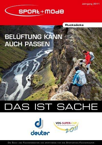 Rucksäcke - Sport + Mode