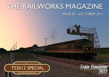 Amtrak Acela (13th October) - RailWorks Magazine