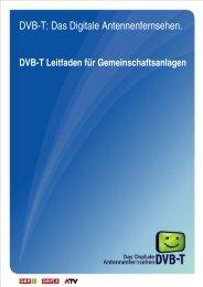 Sicher voll auf Empfang. - DVB-T - was ist das?