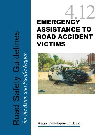 EMERGENCY ASSISTANCE TO ROAD ACCIDENT VICTIMS