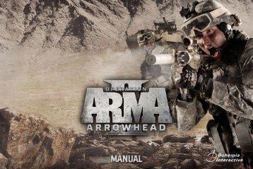 ARMA 2 Operation Arrowhead_manual_UK.qxp:Arma2-OA ... - Steam