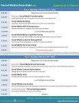 Social Media Essentials 2013 - Altamont Group - Page 2