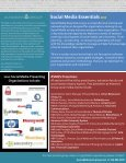 Social Media Essentials 2013 - Altamont Group - Page 3
