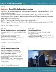 Social Media Essentials 2013 - Altamont Group - Page 6
