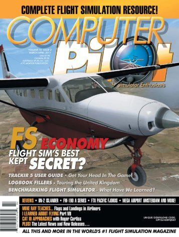 BN-2 Islander Review (PDF) - PC Aviator