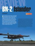 BN-2 Islander Review (PDF) - PC Aviator - Page 2