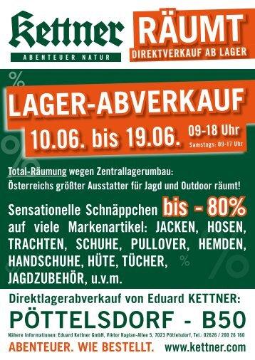 Eduard Kettner – im Burgenland