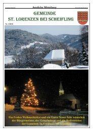 (11,46 MB) - .PDF - Sankt Lorenzen bei Scheifling - RiSKommunal