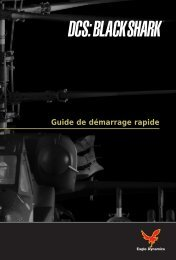 Guide de démarrage rapide - Check six