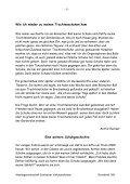 editorial - Arbeitsgemeinschaft Schweizer Volkstanzkreise - Seite 5