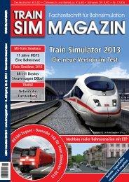 Baure ih e 1 46 f ür T r a in Sim u la t o r 2 01 3 Train Simulator 2013 ...
