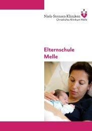Elternschule Melle - Niels-Stensen-Kliniken