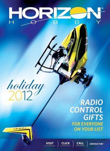 2012 - Horizon Hobby