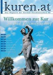 zur Kur in Bad Tatzmannsdorf (PDF