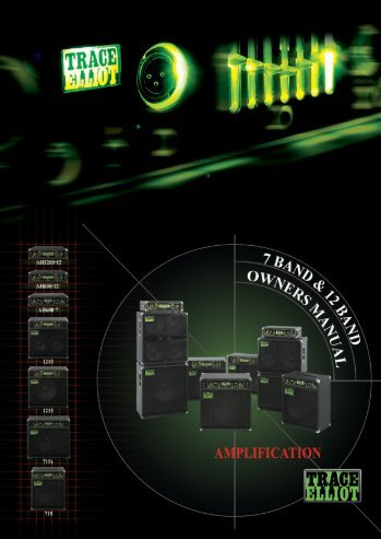 trace amp manual.indd - Thomann