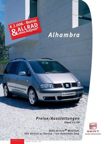 Alhambra - Smoliner