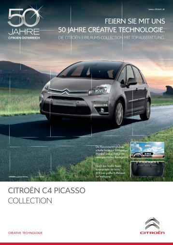 CITROËN C4 PICASSO COLLECTION