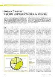 Weitere Zunahme des B2C-Onlinereifenhandels ... - Reifenpresse.de