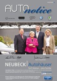 aB SOFOrt BEi uNS! - Neubeck