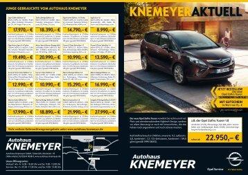 KNEMEYERAKTUELL - Autohaus Knemeyer GmbH