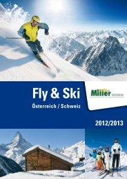 Katalog Fly & Ski 2012/2013 - MILLER INCOMING