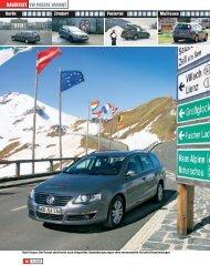 Dauertest VW Passat Variant 2.0 TFSI (PDF) - Auto Motor und Sport