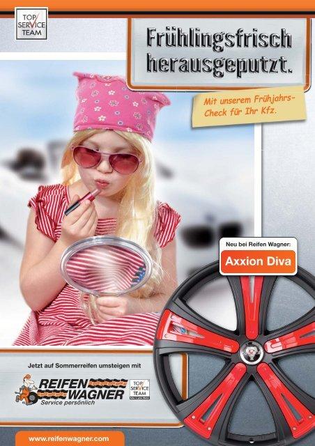 Axxion Diva - von Reifen Wagner