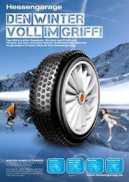 Reifen - Winterreifen - Allwetterreifen - Offroadreifen