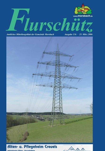 116. Ausgabe vom 25.03.2006 - Gemeinde Morsbach
