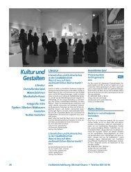 Kultur und Gestalten