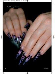 AM TISCH designer Anett Hoffmann - Nails in Design